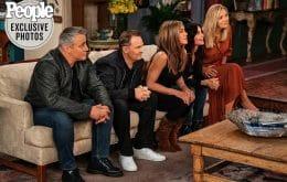 Amigos para sempre: Especial de 'Friends' ganha primeiro trailer oficial