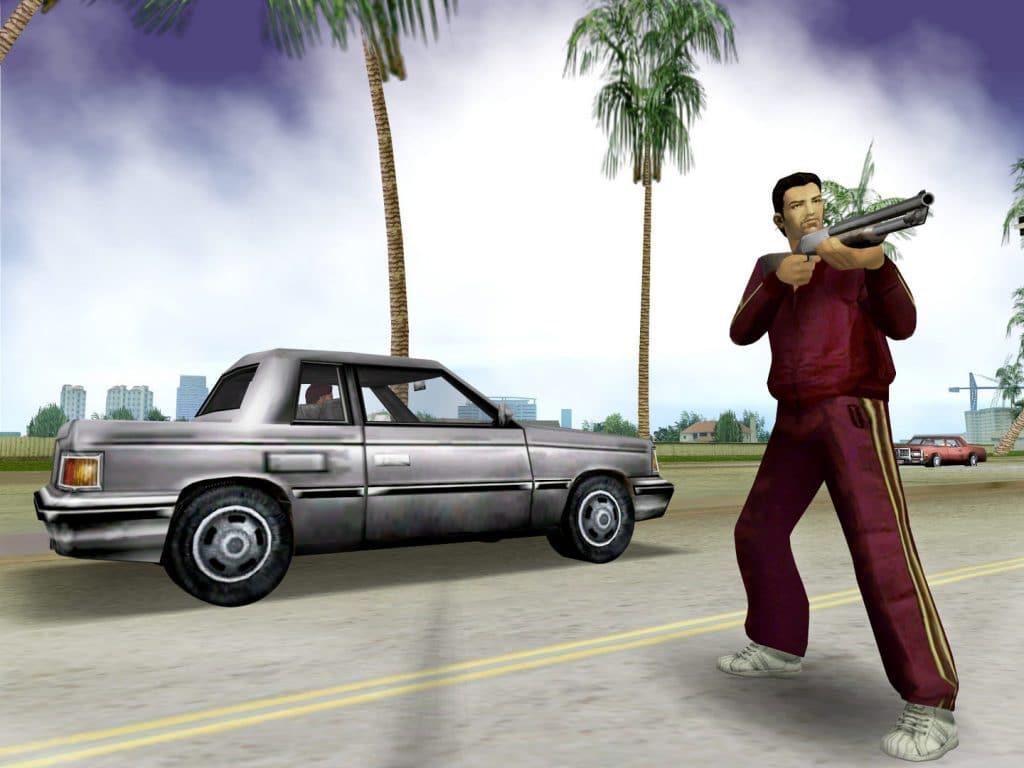 'Grand Theft Auto: Vice City'. Imagem: Rockstar Games/Divulgação