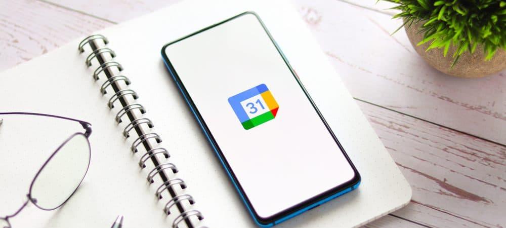 Logo do Google Agenda