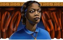 Google Doodle homenageia 100º aniversário da atriz Ruth de Souza