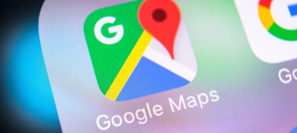 Logo do Google Maps