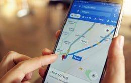 Com atualização, Google Maps indica multidão, melhor rota e mais detalhes nos mapas