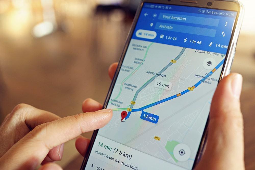 Saiba como resolver problemas no Google Maps. Imagem: Shutterstock