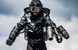 Iron Man real: Mochila à jato usada em operações militares está em testes no Reino Unido