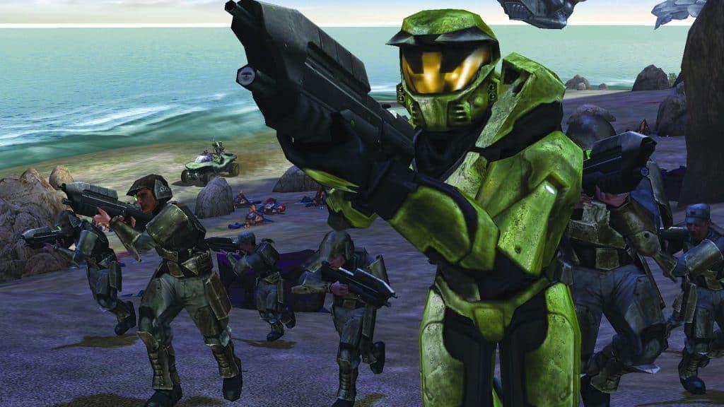 'Halo: Combat Evolved'. Imagem: Microsoft/Divulgação