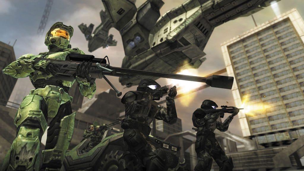 'Halo 2'. Imagem: Microsoft/Divulgação