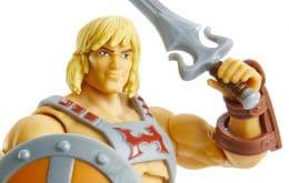 Nova série de He-Man tem linha de action-figures revelada