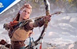 'Horizon Forbidden West': gameplay será revelado nesta quinta-feira (27)