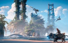 'Horizon Forbidden West' ganha vídeo de gameplay, confira