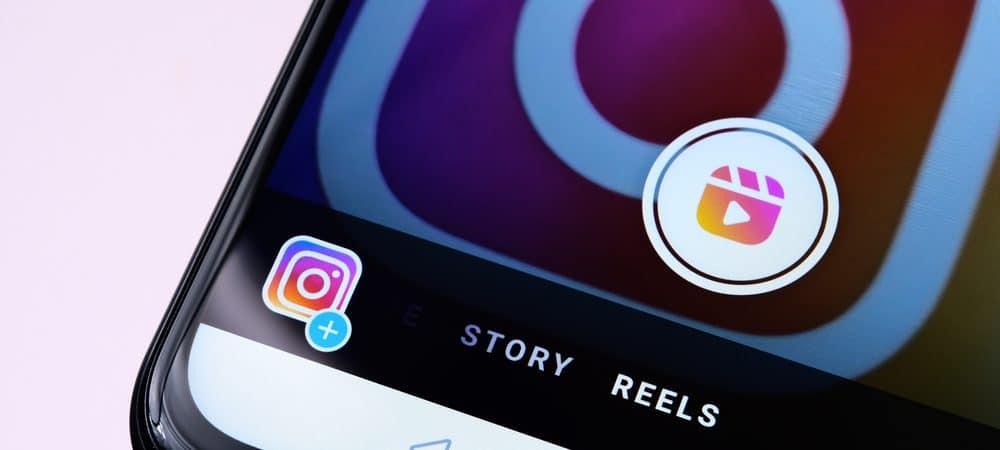 Logo do Instagram Reels