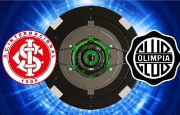 Internacional v Olimpia: como ver el partido de la Libertadores 2021