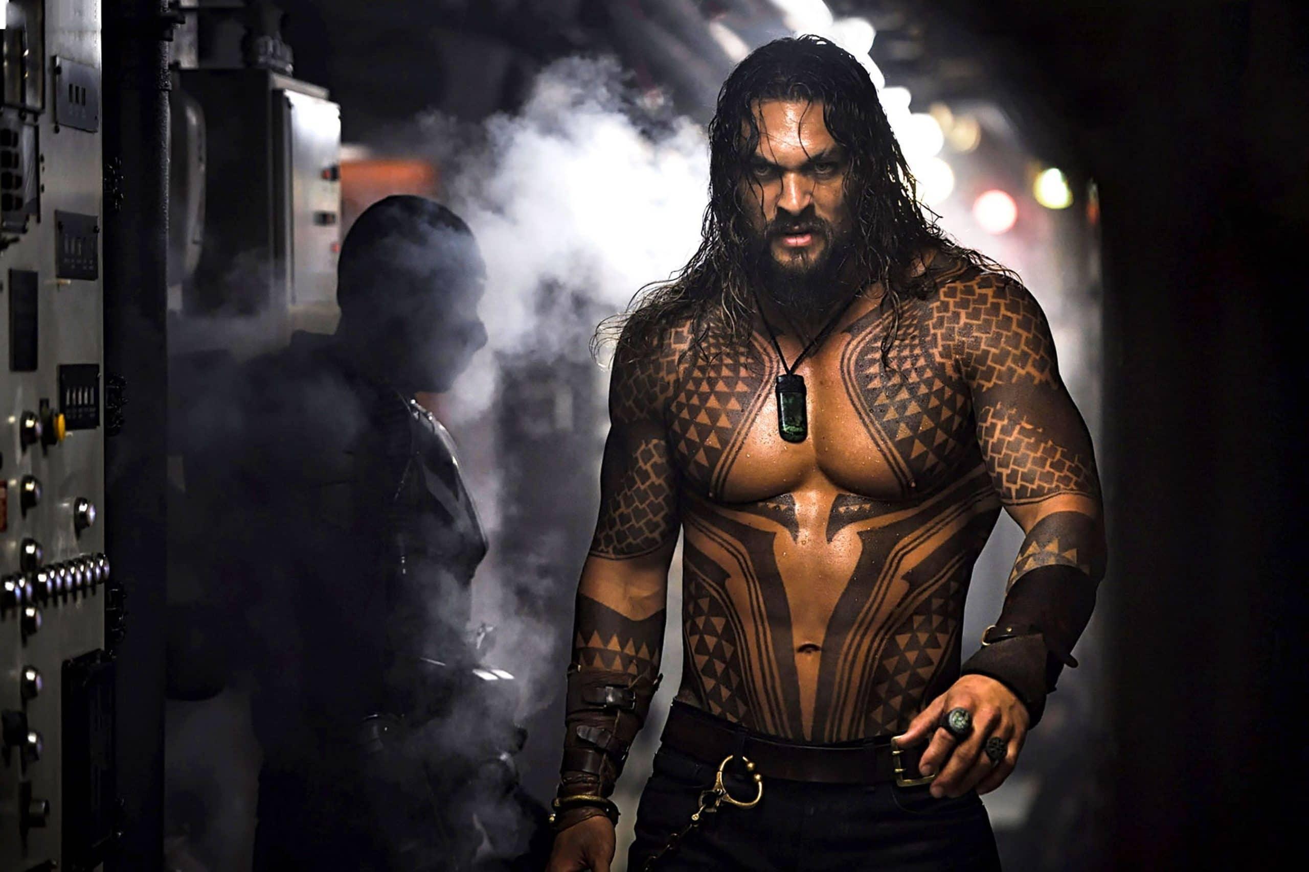 Aquaman 2': Jason Momoa co-wrote the script for the film - Olhar Digital