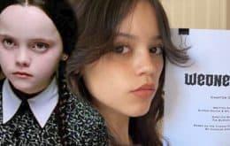 Jenna Ortega, de 'You', será Wandinha no reboot de 'A Família Addams' da Netflix