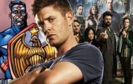 Jensen Ackles aparece com novo visual para viver herói em 'The Boys'