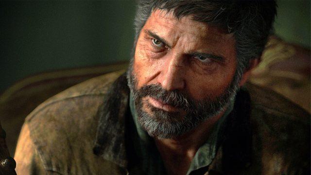 Joel em 'The Last of Us 2'. Imagem: Naughty Dog/Reprodução