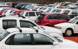 Leilão de carros do Detran conta com mais de 2 mil veículos; inscrições são on-line