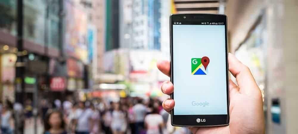 Google Maps. Imagem? Shutterstock