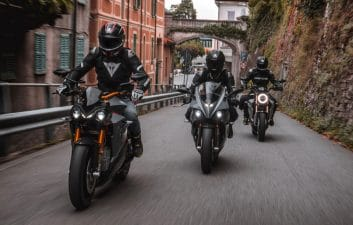 Tendencia sobre dos ruedas: el fabricante italiano de motocicletas eléctricas promete una carga más rápida