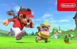 Speed golf e Battle Royale? Veja as novidades de 'Mario Golf: Super Rush'