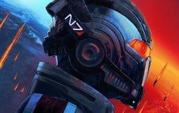Patch de lançamento de 'Mass Effect: Legendary Edition' é maior que os três jogos sozinhos