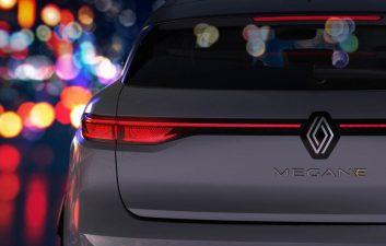 Mégane E-Tech Electric: ver detalles del nuevo coche eléctrico de Renault