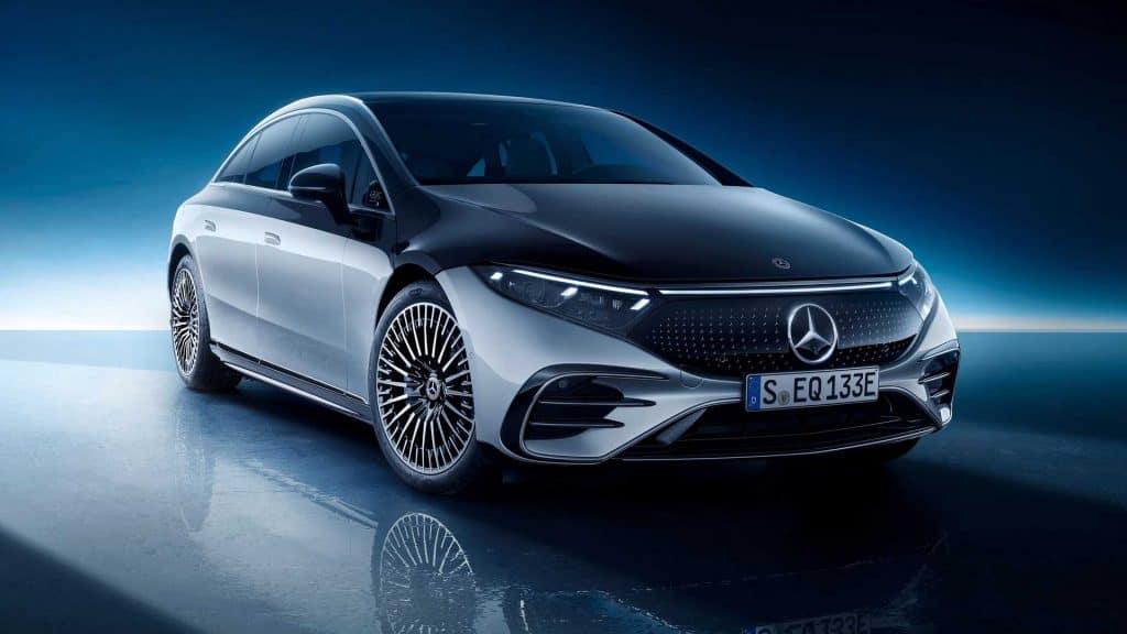 Mercedes EQS, veículo elétrico da marca alemã
