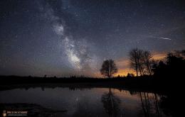 Cámaras registran el paso de meteoritos en 4 estados del noreste