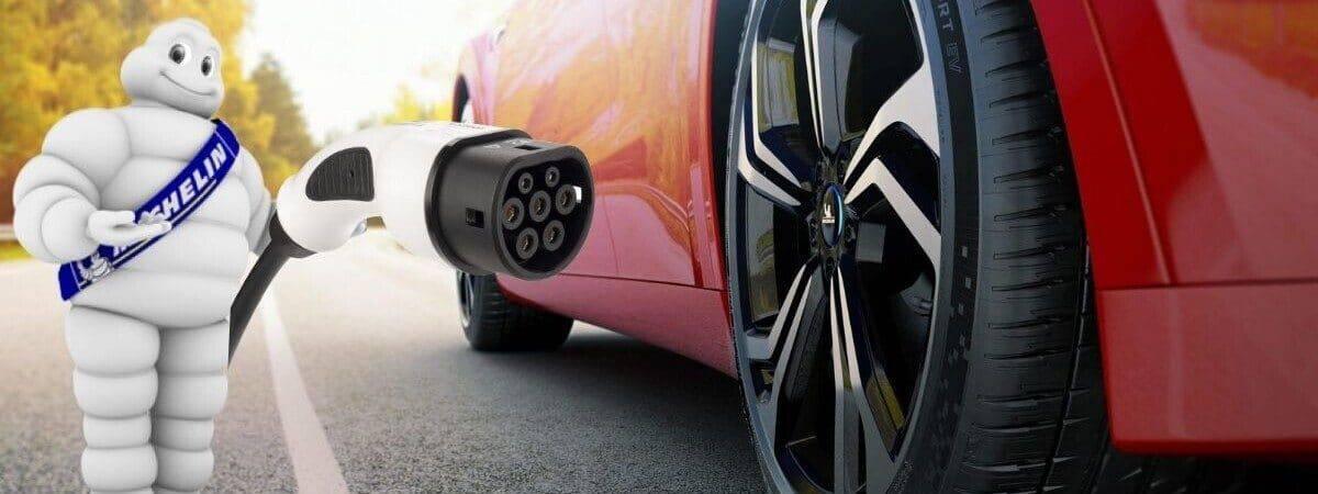 Por que diabos a Michelin está lançando 'pneus EV' especiais? Imagem: TNW News/Reprodução
