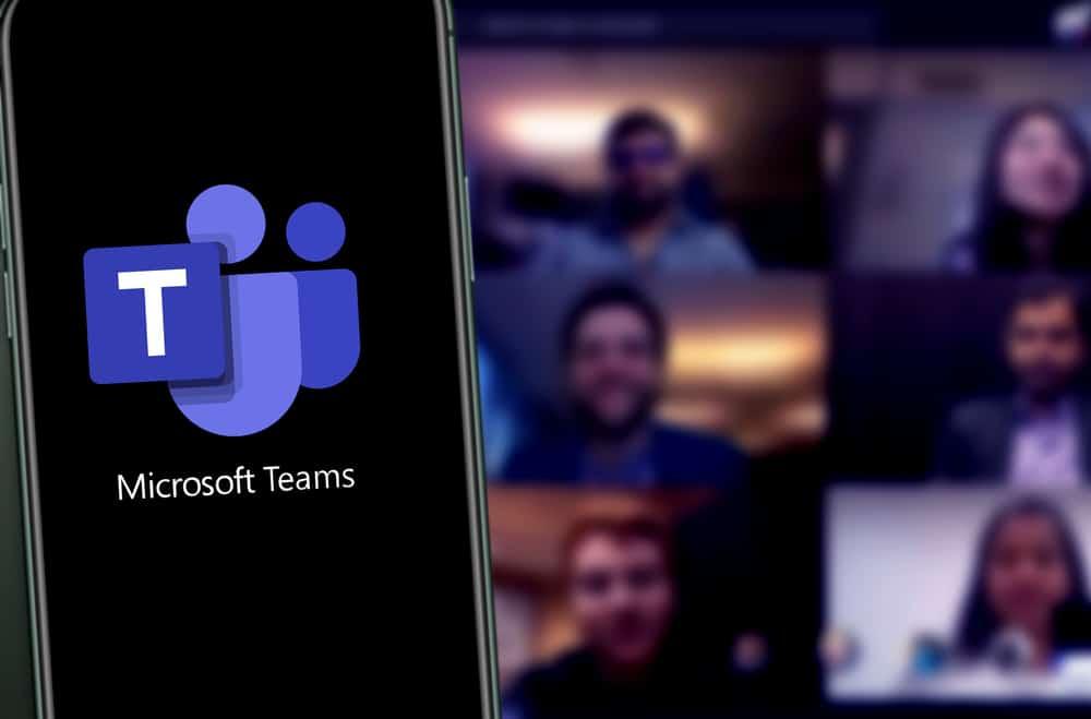 Logo do Microsoft Teams
