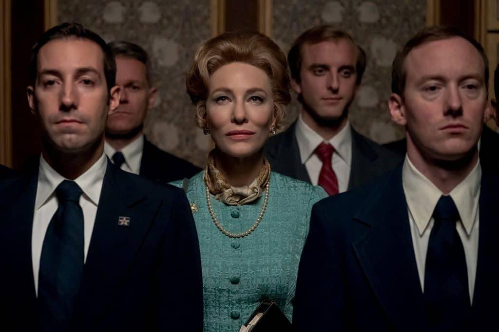 Cena da minissérie 'Mrs. America'