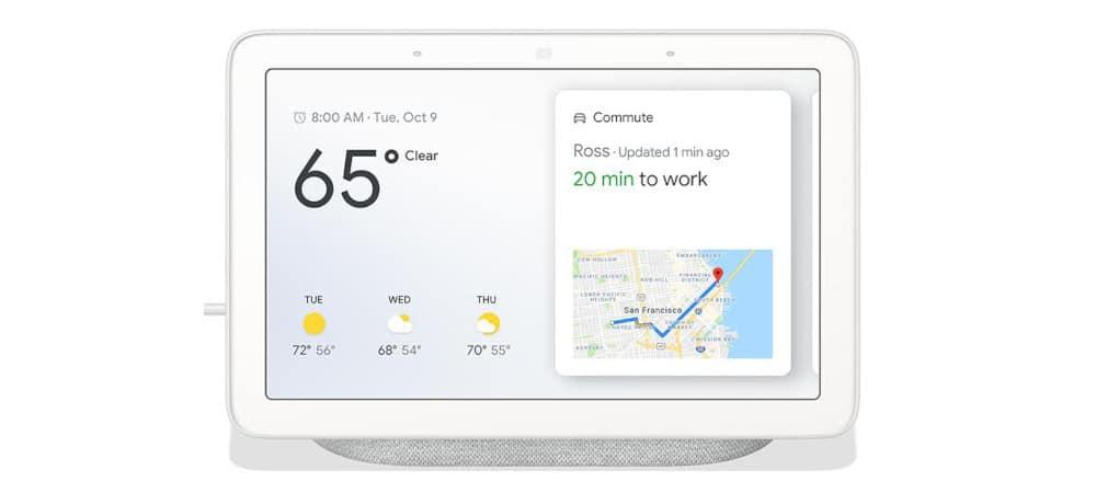 Smart Speaker Google Nest Hub