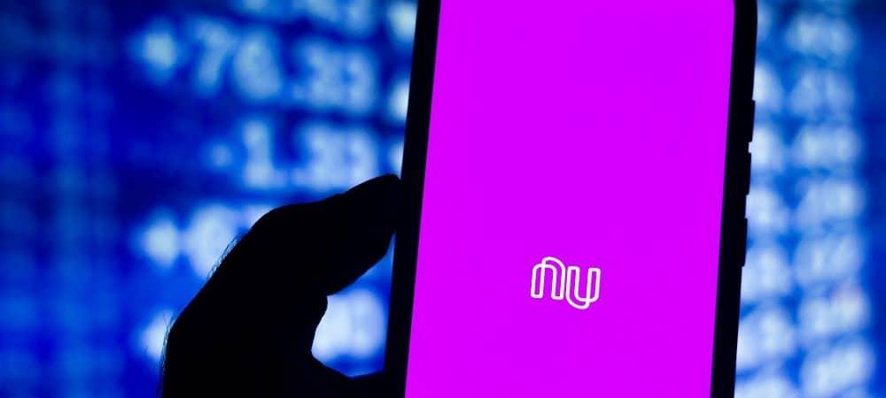 Nubank. Imagem: Shutterstock