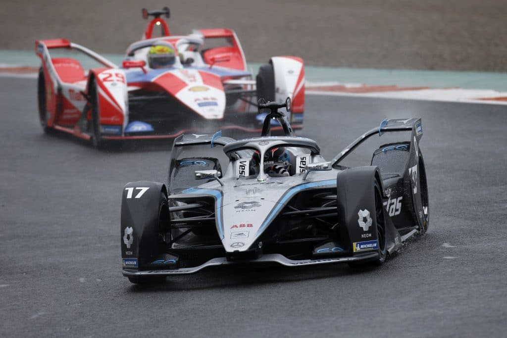Nyck de Vries, Mercedes-EQ Formula E Team - 1