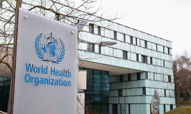 Prédio da Organização Mundial da Saúde