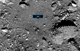 OSIRIS-REx deixa asteroide Bennu e inicia volta à Terra