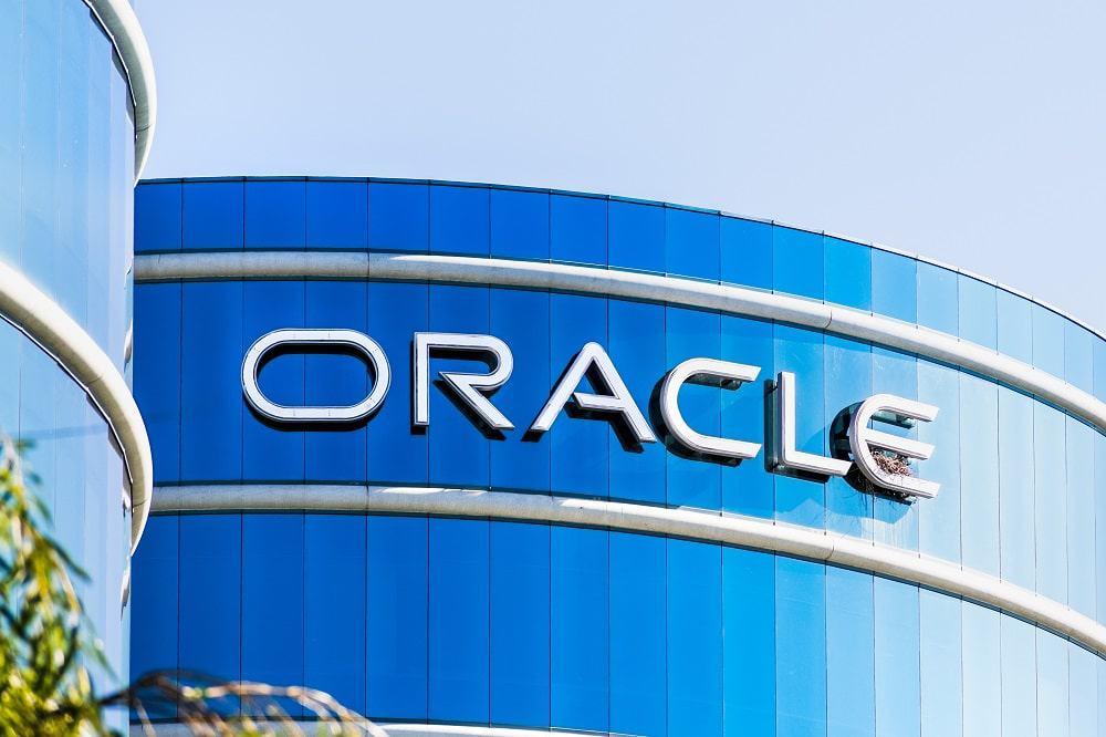 Oracle. Imagem: Shutterstock