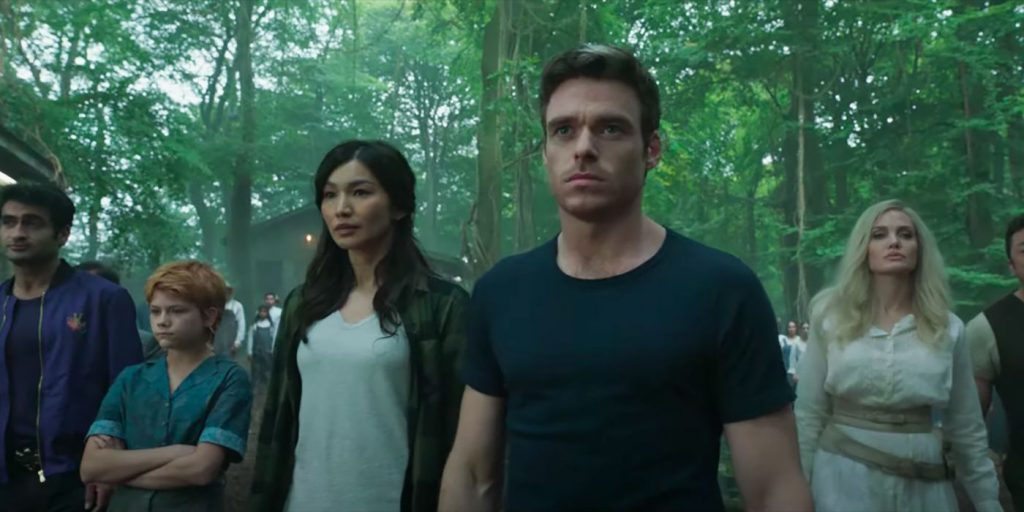 Marvel lanza un pequeño tráiler de The Eternals