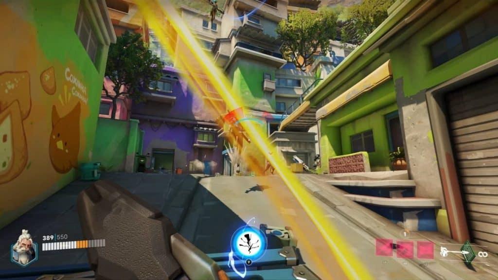 'Overwatch 2' revela mapa no Rio de Janeiro com várias referências brasileiras. Imagem: Blizzard/Reprodução