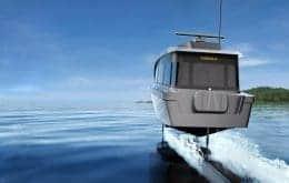 Candela P-12: el taxi acuático y eléctrico es un 90% más barato que los modelos diésel