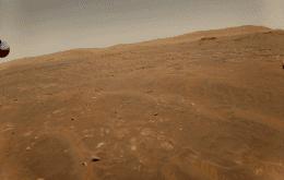 Ingenuity resiste à anomalia no sexto voo em Marte