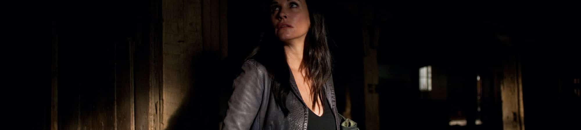 Courteney Cox em cena de Pânico 4 (2011)