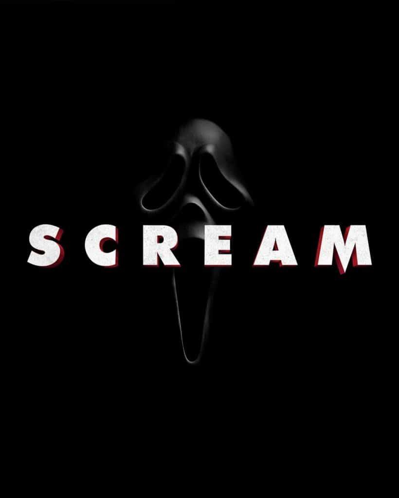 O assassino em série Ghostface estampa imagem promocional do próximo Pânico