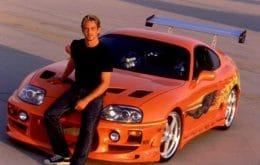 'Velozes e Furiosos': Toyota Supra original de Paul Walker vai a leilão