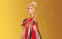 Katy Perry anuncia música em comemoração aos 25 anos de 'Pokémon'