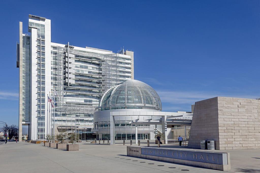 Prefeitura de San Jose, na Califórnia (EUA)