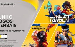 PS Plus de junho traz 'Star Wars: Squadrons', 'Virtua Fighter 5' e 'Operation: Tango'