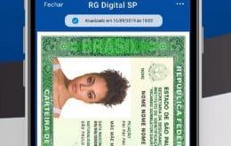 Documentos digitais: saiba como ter seu RG Digital e pedir 2° via pelo app