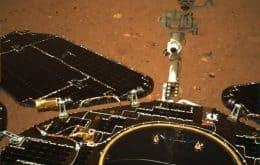 China mostra primeiras imagens feitas pelo rover Zhurong em Marte