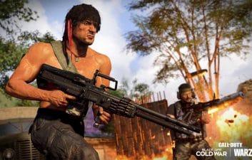 Rambo e John McCLane vão para o campo de batalha em Call of Duty
