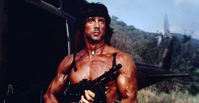 Rambo em Call Of Duty? Pode ser que sim. Imagem: Orion Pictures/Divulgação